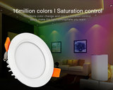 LED DOWNLIGHT RGB+CCT SMART LIGHT IP54 230V 6W 500LM _