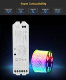 LED STRIP 5 IN 1 CONTROLLER 12-24V VOOR ELKE LED STRIP_
