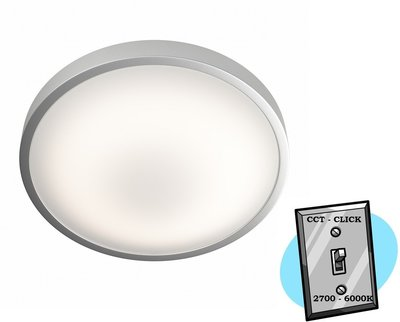 LEDVANCE ORBIS LED PLAFONDLAMP 16W CCT CLICK 2700-6000K