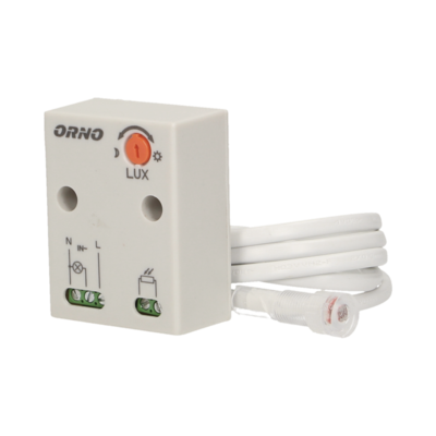 LED SCHEMERSCHAKELAAR EXTERN IP20/IP65 230V 10- TOT 2.300W
