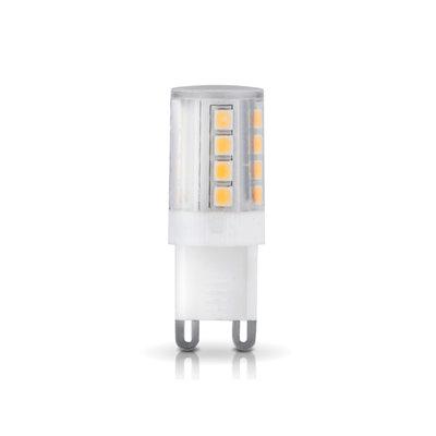 LED G9 GU9 LAMP 230V 4W=35W 340LM 3000K