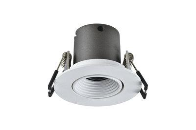 LUX MINI LED DOWNLIGHT WIT 15° 230V 3,3W 155LM 3000K