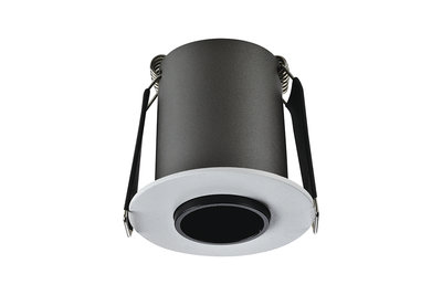 LUX HI-BRITE LED DOWNLIGHT WIT DIM 230V 9W 500LM 3000K