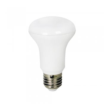 LED SPOT BIOLEDEX® RODER 230V R63 120° WARM WIT 2700K 8W = 48W