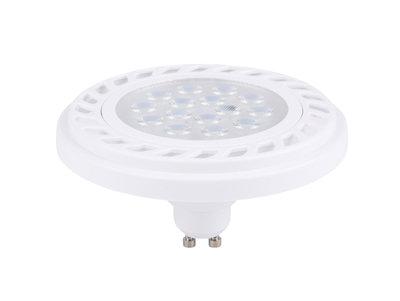 LED SPOT ES111 GU10 230V DIMBAAR 30° 15W=90W 4500K