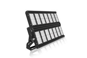 LED VERSTRALER PRO 60X135° IP65 IK10 800W 122.500LM 4000K
