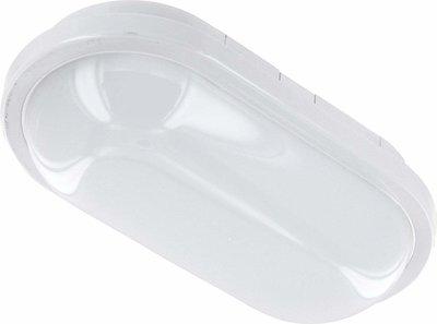 LED PLAFONDLAMP OVAAL IP65 IK08 230V 15W 1200LM 3000K