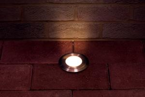 LED GRONDSPOT PATHLUX IP67 H2O STOP 230V 4,5W 35° 3000K