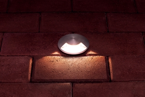 LED GRONDSPOT PATHLUX 1-WAY IP67 H2O STOP 230V 4,5W 3000K