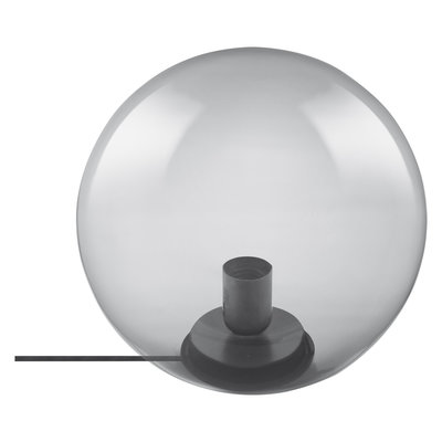 LEDVANCE 1906 BUBBLE TABLE Ø250 SMOKE GLASS
