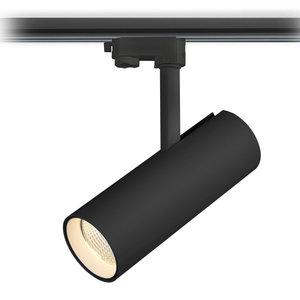 LED 3-FASE RAILSPOT NEXTRACK ZWART CRI90 230V 38W 3300LM