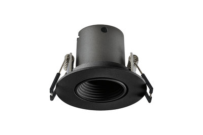 LUX MINI LED DOWNLIGHT ZWART 15° 230V 3,3W 170LM 4000K