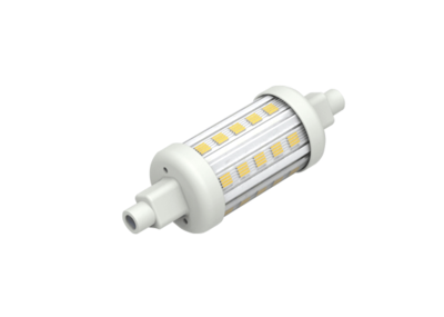 LED R7S STAAFLAMP J78 230V 5,2W=48W 2700K