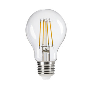 LED FILAMENT GLOEILAMP A60 230V E27 4,5W 470LM 2700K