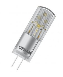 OSRAM LED STAR PIN 30 G4 LED 2,4W 300LM 300° 2700K