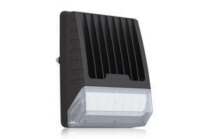 LED WALL PACK MET LICHTSENSOR 230V 50W 5250LM 4000K