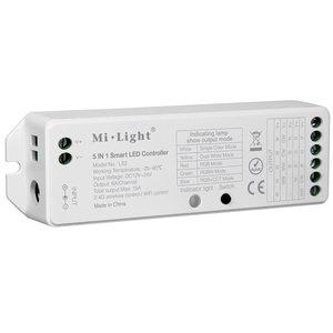 LED STRIP 5 IN 1 CONTROLLER 12-24V VOOR ELKE LED STRIP
